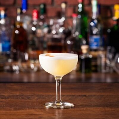 Pisco Sour original recipe with ingredients and doses of the Peruvian