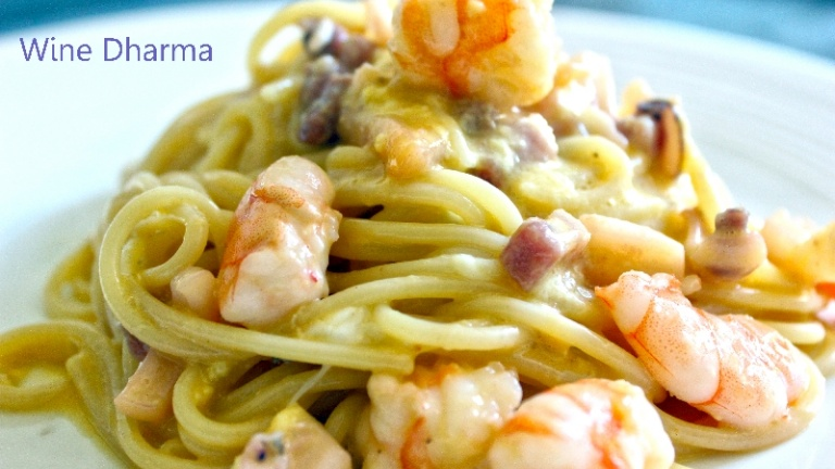 Seafood carbonara recipe: how to make the ultimate pasta dish