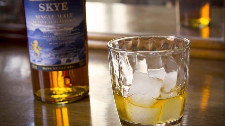 Talisker Skye single malt whisky review and tasting notes