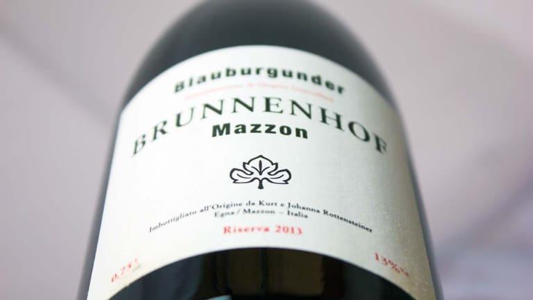 Pinot Nero Brunnenhof Riserva 2013 vino biologico dell'Alto Adige, degustazione