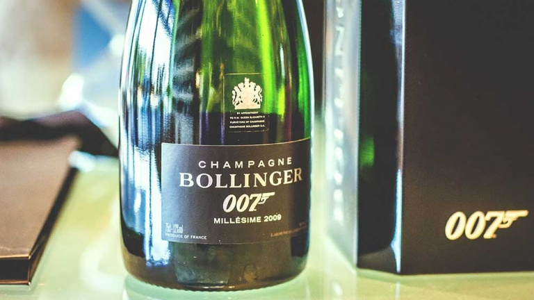 Champagne Bollinger 007 millesime 2009 Spectre Limited Edition recensione prezzo