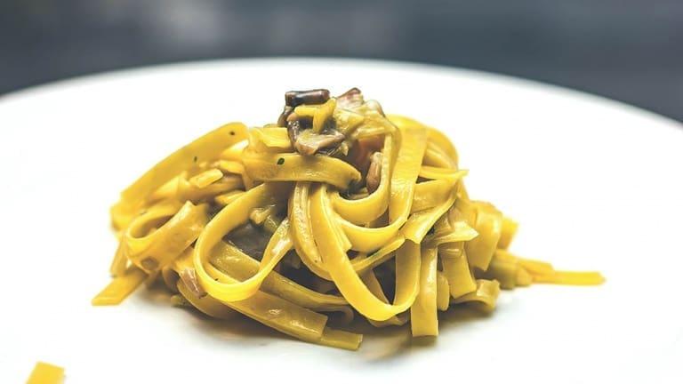 Fake Food, tagliatelle ai porcini di Quattro Salti in Padella Findus recensione