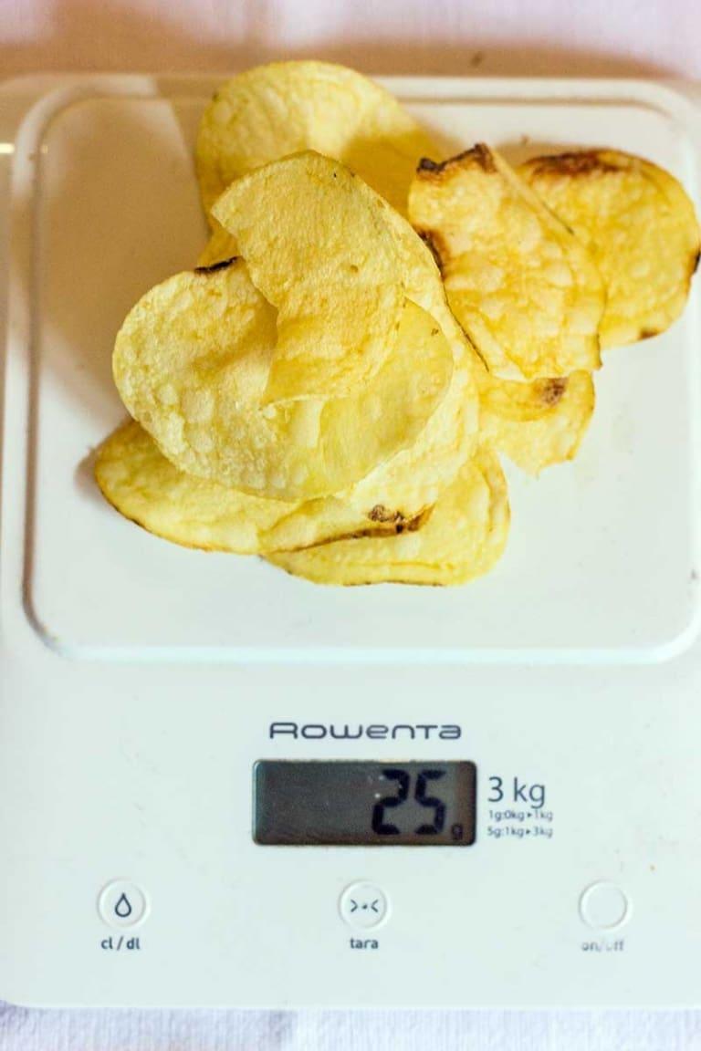 Patatine fritte San Carlo fanno male alla salute, cibo tossico e salato