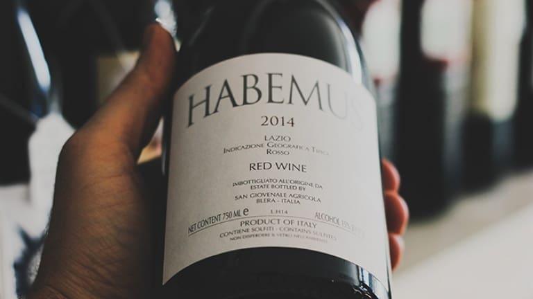 Habemus 2014 di San Giovenale, vino biologico Tuscia, recensione e commento