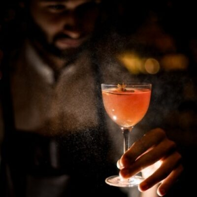 Ward 8 cocktail ricetta, drink americano con Bourbon whiskey e arancia