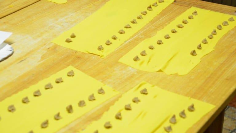 Anolini piacentini, anolini ricetta originale, ricette pasta fresca emiliana