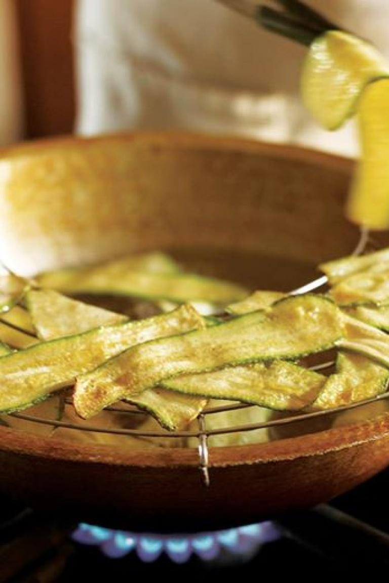 How to make the Zucchini in Scapece recipe