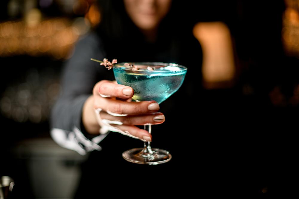 Angelo azzurro cocktail: la ricetta originale con ingredienti e dosi