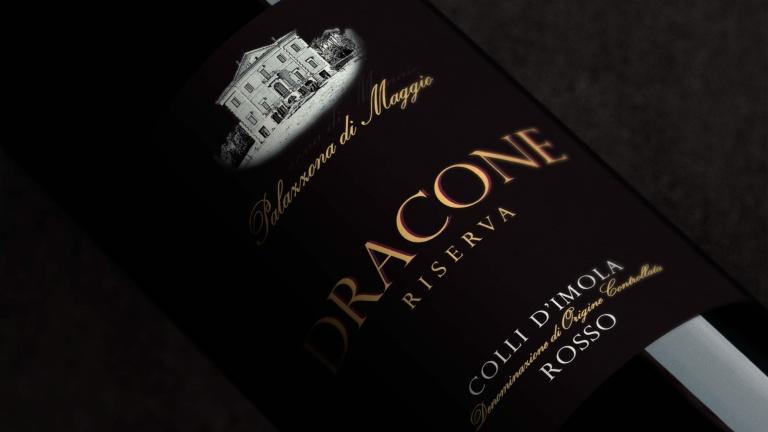 Dracone vino: commento degustazione di un grande vino rosso. Palazzona di Maggio