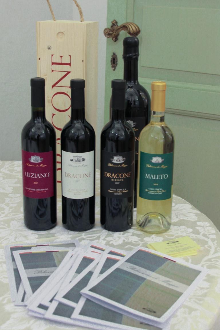 Compra online dei migliori vini di Romagna. Vini tipici. Dracone Riserva 2008.